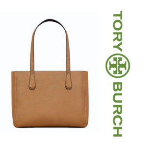 *SOLD* TORY BURCH Phoebe Small Brown Leather Tote